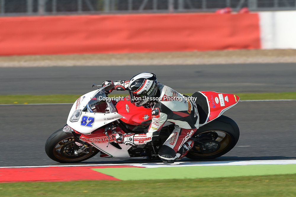 #82 Luke Jones Tsingtao Hampshire MV Agusta Motorpoint British Supersport