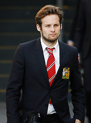 Daley Blind of Manchester United before the match  - Mandatory byline: Jack Phillips/JMP - 07966386802 - 31/10/2015 - SPORT - FOOTBALL - London - Selhurst Park Stadium - Crystal Palace v Manchester United - Barclays Premier League