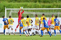 Domen Gril of Bravo during football match between NK Celje and NK Bravo in 4th Round of Prva liga Telekom Slovenije 2019/20, on August 02, 2019 in Stadion Z'dezele, Celje, Slovenia. Photo by Milos Vujinovic / Sportida