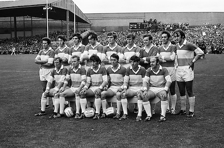 All Ireland Senior Football Championship Final, Offaly v Galway, 26.09.1971, 09.26.1971, 26th September 1971, Offaly 1-14 Galway 2-08, 26091971AISFCF, Referee Paul Kelly, ..Offaly 1-14 Galway 2-8,..Offaly Team, M Furlong, M Ryan, P McCormack, M O'Rourke, E Mulligan, N Clavin, M Heavey, W Bryan (Captain), K Claffey, J Cooney, K Kilmurray, A McTague, J Gunning, S Evans, Murt Connor, Subs, J Smith for N Clavin, P Fenning for J Gunning, W Bryan (Captain),. ..