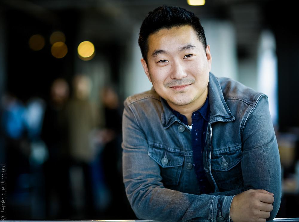 Ethan Song, CEO de Frank & Oak