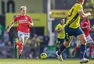 Mads Emil Madsen (Silkeborg IF) under kampen i 3F Superligaen mellem Brøndby IF og Silkeborg IF den 14. juli 2019 på Brøndby Stadion (Foto: Claus Birch)