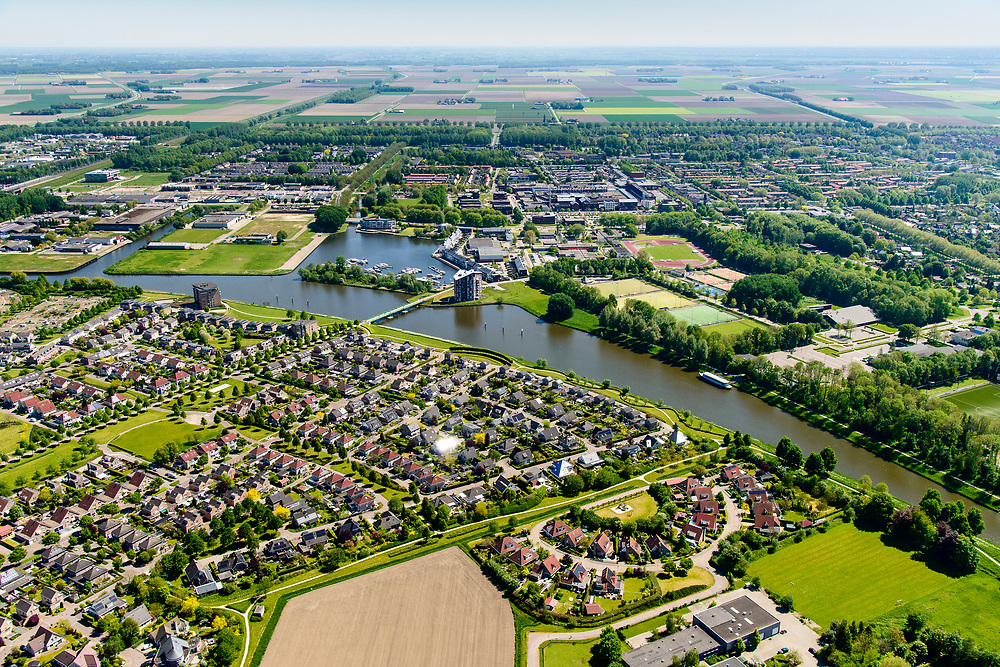 Nederland, Provincie, XXX, 07-05-2018;<br /> <br /> QQQ<br /> luchtfoto (toeslag op standard tarieven);<br /> aerial photo (additional fee required);<br /> copyright foto/photo Siebe Swart