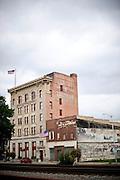 Downtown Rocky Mount.