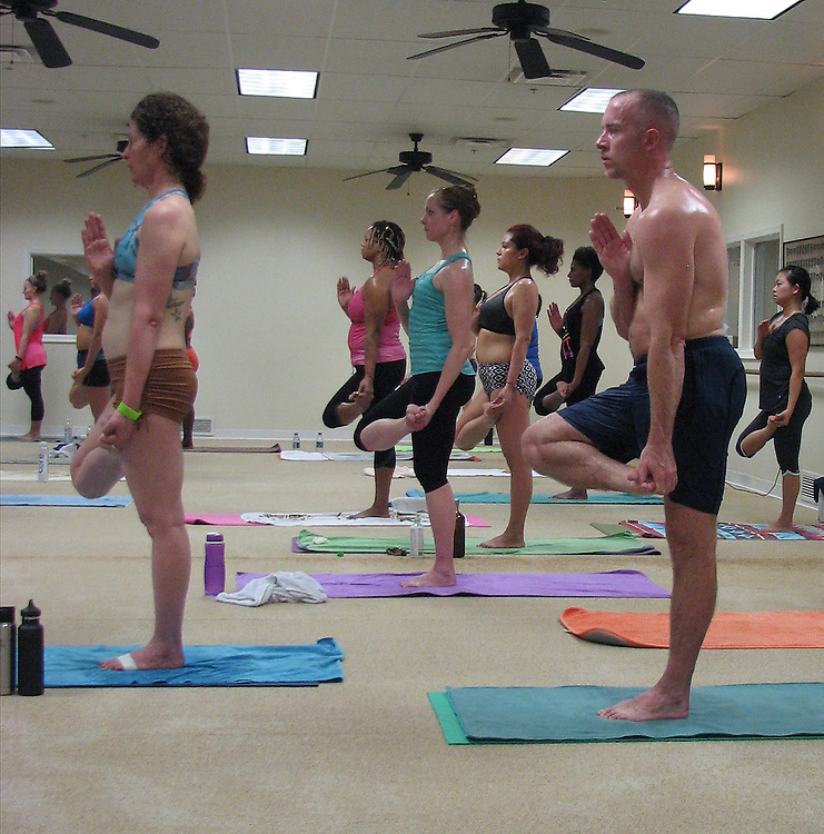 COLUMBIA, MD -- 12/6/15 -- Posture clinic with Francisco…by André Chung #IMG_9988