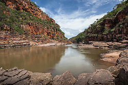 The Sale River in Doubtful Bay on the Kimberley coast.