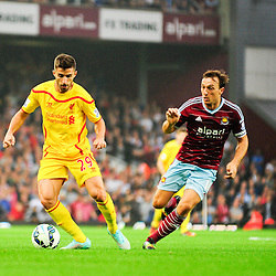 West Ham v Liverpool | Premier League | 20 September 2014
