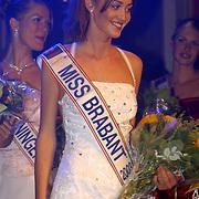 Verkiezing Miss Nederland 2003, Femke Frederiks, 2de plaats