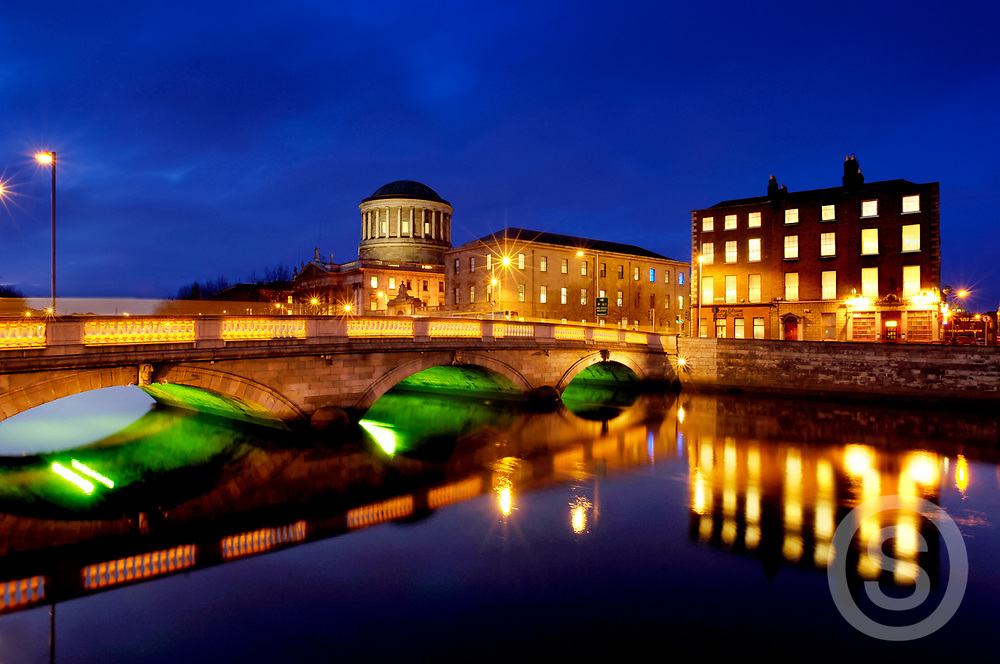 Photographer: Chris Hill, Four Courts, Dublin