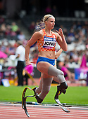 WC Para Athletics London 2017 Day 9
