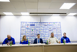 Press conference of Athletic association Slovenia before IAAF World Indoor Championship Birmingham 2018, on February 22, 2017 in Ljubljana, Slovenia. Photo by Urban Urbanc / Sportida