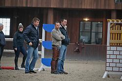 Lamaze Eric - Conter Stefan - De Roock Gilbert<br /> Stephex Stables - Wolvertem 2008<br /> Photo © Hippo Foto