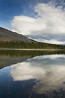 Moab Lake, Jasper National Park Alberta