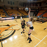 Volleyball vs Winthrop