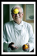BACK IN THE KITCHEN.......71 YEAR OLD COSMO TAMBURRO WHO HAS GONE BACK TO THE PANS BY OPENING LA BRUSCHETTA RISTORANTE ITALIANO WITH BUSINESS PARTNER GIOVANNI CARIELLO.<br /> <br /> PICTURE BY PAUL DODDS - 0777 569 1846