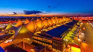 USA-Colorado-Denver-Denver International Airport