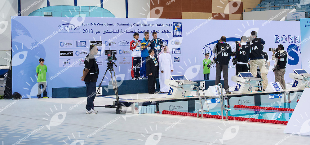 Sunama Keita Japan 2nd silver medal (L)<br />