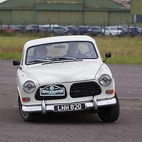 Car 125 Peter Williams Andy Darlington Volvo 131