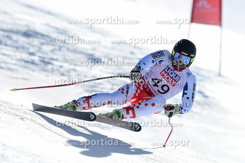 05.02.2015, Birds of Prey Course, Beaver Creek, USA, FIS Weltmeisterschaften Ski Alpin, Vail Beaver Creek 2015, Herren, SuperG, im Bild Martin Vrablik (CZE) // Martin Vrablik of Czech Republic in action during the men's Super-G of FIS Ski World Championships 2015 at the Birds of Prey Course in Beaver Creek, United States on 2015/02/05. EXPA Pictures © 2015, PhotoCredit: EXPA/ Jonas Ericson