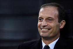 22.10.2016, Stadio Giuseppe Meazza, Mailand, ITA, Serie A, AC Milan vs Juventus Turin, 9. Runde, im Bild Massimiliano Allegri // Massimiliano Allegri during the Italian Serie A 9th round match between AC Milan and Juventus Turin at the Stadio Giuseppe Meazza in Mailand, Italy on 2016/10/22. EXPA Pictures © 2016, PhotoCredit: EXPA/ laPresse/ Daniele Badolato<br /> <br /> *****ATTENTION - for AUT, SUI, CRO, SLO only*****