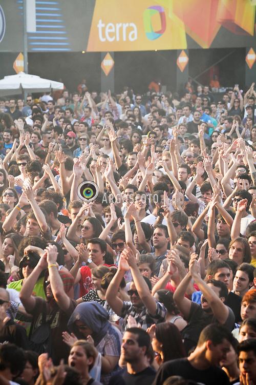 Planeta Terra Festival 2011.     Credito obrigatorio: Foto Marcos Issa/Argosfoto - Permitido o uso exclusivamente jornalistico.
