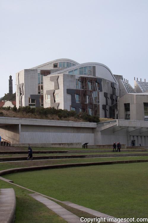 Scottish Parliament, Edinburgh