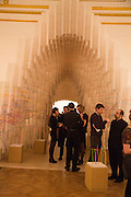 Sensing Spaces, Architecture Reimagined. Royal Academy. Piccadilly. 21 January 2014