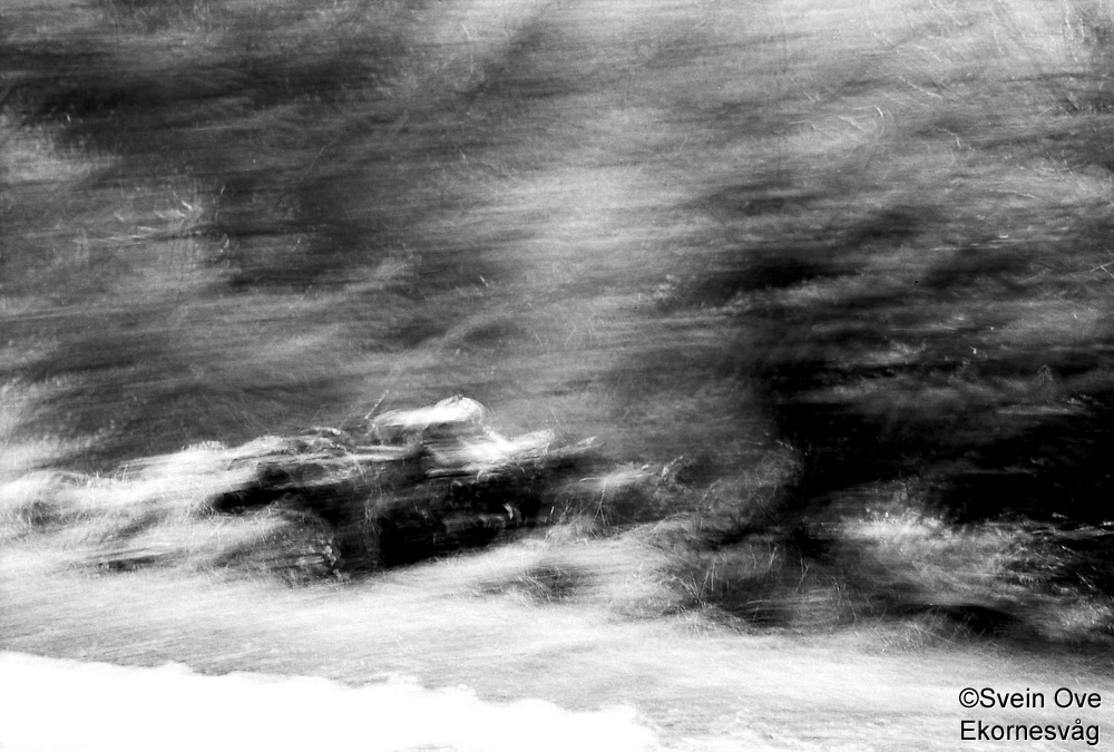 Disturbing silence.<br /> Foto: Svein Ove Ekornesvåg