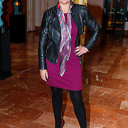 NLD/Amsterdam/20130325 - High Fashion Tea Jos Raak 2013, Caroline Tensen