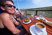Sylt, Germany. Rantum. Strandoase (Beach Oasis). Nicole Schmidt.