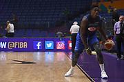Awudu Abass<br /> Nazionale Italiana Maschile Senior<br /> Eurobasket 2017 - Group Phase<br /> Lituania Italia Lithuania Italy<br /> FIP 2017<br /> Tel Aviv, 03/09/2017<br /> Foto M.Ceretti / Ciamillo - Castoria