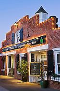 Exterior, Thomas Hill Organics Market Bistro & Wine Bar, Paso Robles, San Luis Obispo County, California