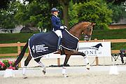 Jeanine Nieuwenhuis - Great Lady TC<br /> Longines FEI/WBFSH World Breeding Dressage Championships for Young Horses 2016<br /> © DigiShots