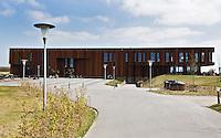 BENTHUIZEN - Clubhuis  Golfbaan BENTWOUD. COPYRIGHT KOEN SUYK