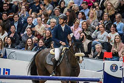 Guerdat Steve, SUI, Alamo<br /> LONGINES FEI World Cup&trade; Finals Gothenburg 2019<br /> &copy; Hippo Foto - Dirk Caremans<br /> 07/04/2019
