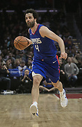 Clippers v Knicks - 02 March 2018