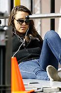 MISTRZOSTAWA F2 NA TORZE BRANDS HATCH W WIELKIEJ BRYTANII - RUNDA 11 I 12 - 16-18/7/2010 - ANGLIA.ENGLAND - BRANDS  HATCH - FIA FORMULA 2  CHAMPIONSHIP - ROUNDS 11/12 - 16-18/7/2010 - WIELKA BRYTANIA..PIATKOWA SESJA TRENINGOWA - Natalia Kowalska - CYFRA+ / Williams JPH1B Audi - RELAKS..FOTO MICHAL ZEMANEK/NEWSPIX.PL.---.Newspix.pl