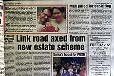 JAN 1 2000 Millennium Baby Finlay