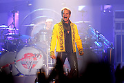 David Lee Roth and Van Halen rocked the DCU Center Tuesday night.