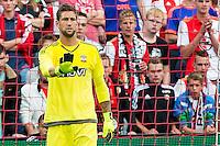 EINDHOVEN - Feyenoord - Southampton FC , Voetbal , Voorbereiding , Oefenwedstrijd , Seizoen 2015/2016 , Stadion de Kuip , 23-07-2015 , Southampton keeper Maarten Stekelenburg
