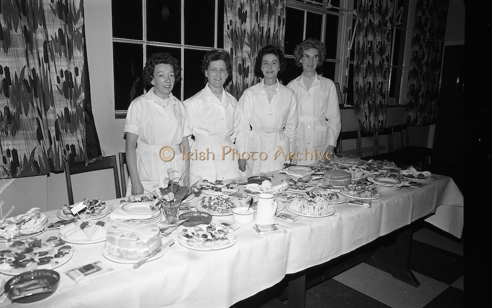 28/4/1966<br /> 4/28/1966<br /> 28 April 1966<br /> <br /> The Canteen Staff for the Table Tennis Championship