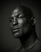 Boxing Champion, Bernard Hopkins