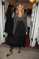 DONNA AIR at the Grand Classics screening of the film 'Don't Look Now' sponsored by Motorola held at The Electric Cinema, 181 Portobello Road, London W11 on 24th September 2007. <br /><br />NON EXCLUSIVE - WORLD RIGHTS