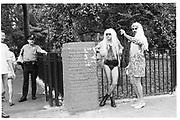 Liz Holzman, New York, 1992© Copyright Photograph by Dafydd Jones 66 Stockwell Park Rd. London SW9 0DA Tel 020 7733 0108 www.dafjones.com