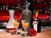Au Cointreaure Cocktail