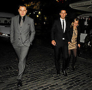 14.NOVEMBER.2007. LONDON<br /> <br /> DAVID WALLIAMS WITH A MYSTERY BRUNETTE ALONG WITH JAMIE &amp; LOUISE REDKNAPP LEAVING THE GREY GOOSE CHARACTER &amp; COCKTAILS PARTY HELD AT THE GREY GOOSE CHATEAU IN COVENT GARDEN AT 11.00PM.<br /> <br /> BYLINE: EDBIMAGEARCHIVE.CO.UK<br /> <br /> *THIS IMAGE IS STRICTLY FOR UK NEWSPAPERS AND MAGAZINES ONLY*<br /> *FOR WORLD WIDE SALES AND WEB USE PLEASE CONTACT EDBIMAGEARCHIVE - 0208 954 5968*