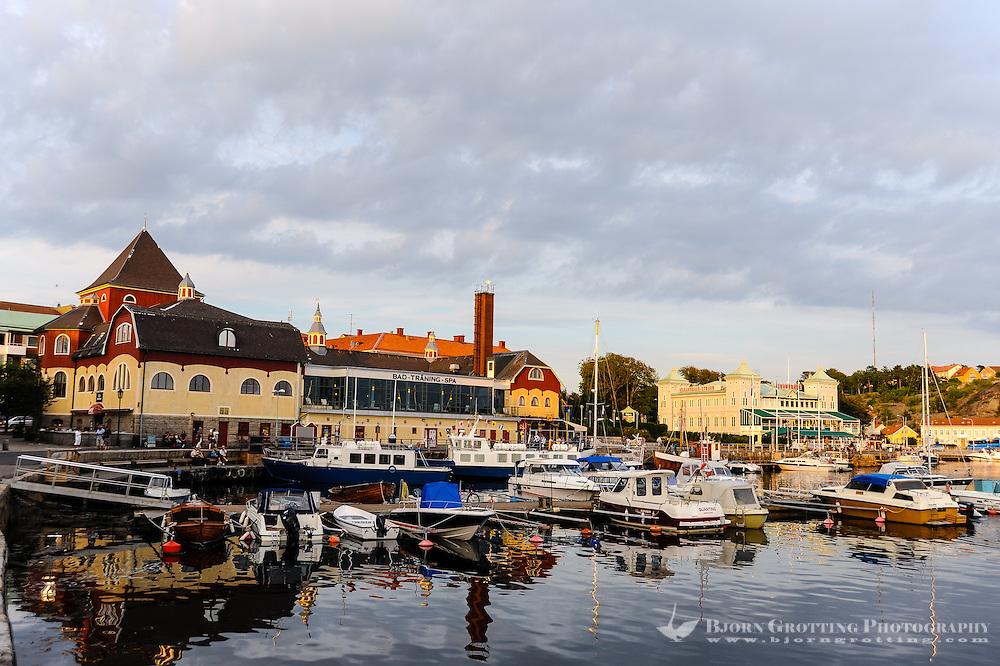 Strömstad is a town in Västra Götaland County,