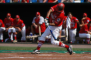 6/21/05 Omaha, NE Nebraska's Jesse Boyer at the College World Series at Rosenblatt Stadium..(Chris Machian/Prairie Pixel Group)