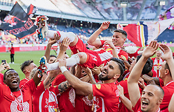 26.05.2019, Red Bull Arena, Salzburg, AUT, 1. FBL, FC Red Bull Salzburg Meisterfeier, im Bild Christoph Leitgeb (FC Red Bull Salzburg) // during the Austrian Football Bundesliga Championsship Celebration at the Red Bull Arena in Salzburg, Austria on 2019/05/26. EXPA Pictures © 2019, PhotoCredit: EXPA/ JFK