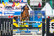 Alex Thompson - Cathalina S<br /> FEI World Breeding Jumping Championships for Young Horses 2016<br /> © DigiShots